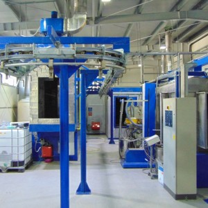Instalatie Vopsire Bsg Industrial