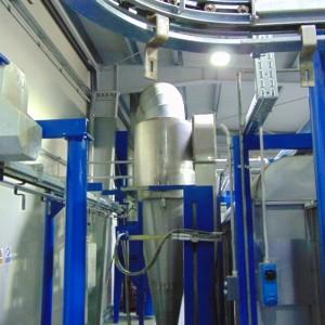 Instalatie Vopsire Bsg Industrial 2