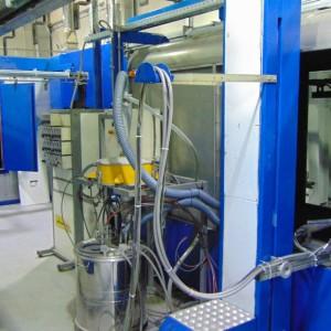 Instalatie Vopsire Bsg Industrial 5
