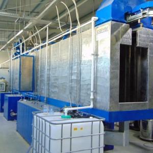 Instalatie Vopsire Bsg Industrial 7