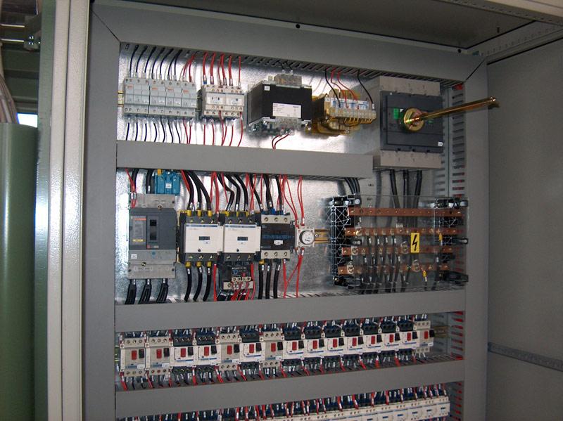 Quadro Elettrico Automazione 1 Big